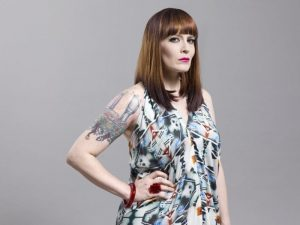 Ana-Matronic - singer, songwriter, DJ and Chrysalis Patron