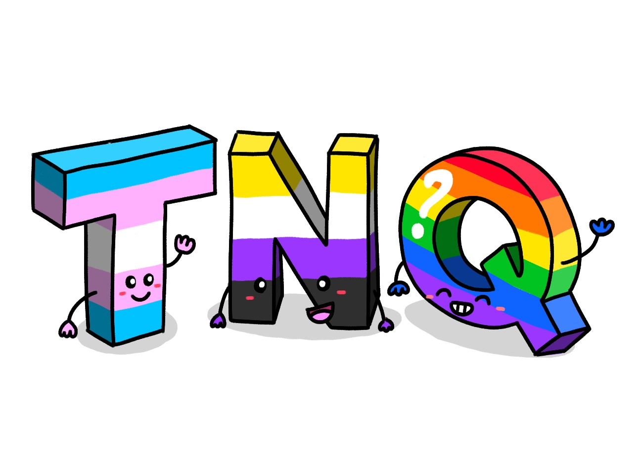 Online Trans, Non-Binary & Questioning Group