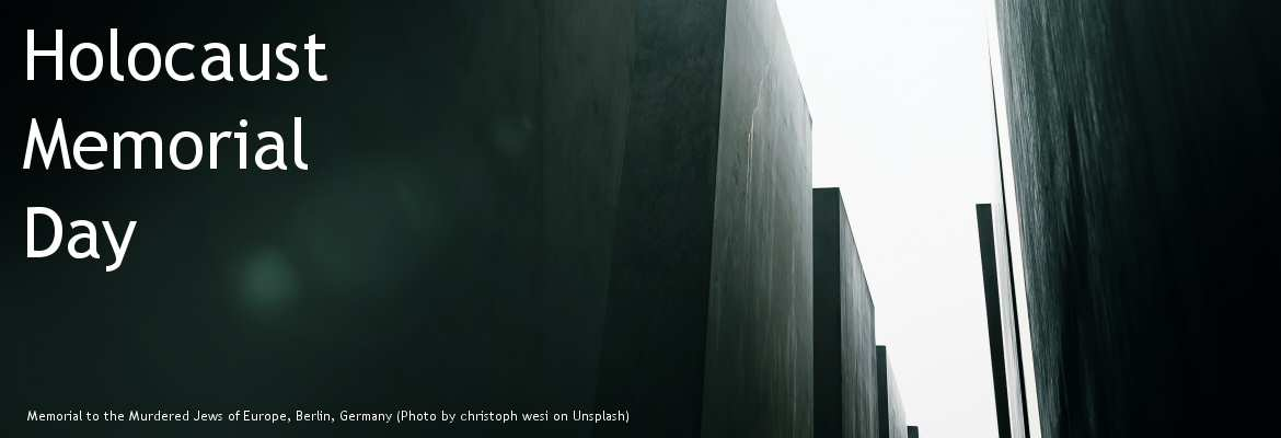 Memorial to the Murdered Jews of Europe, Berlin, Germany