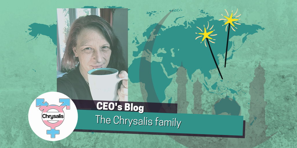 CEO Blog 2021-04-12 The Chrysalis family
